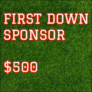 first down sponsorship