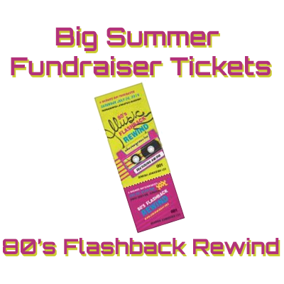Big Summer Fundraiser Tickets
